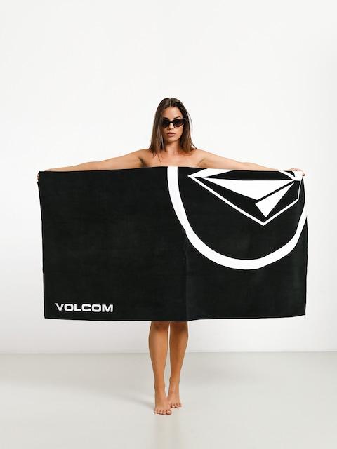 Plážová osuška Volcom Towel (blk)