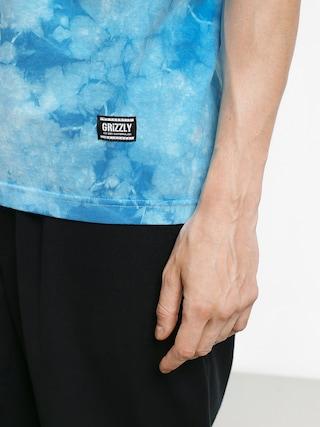 Tričko Grizzly Griptape Vertigo (tie dye)