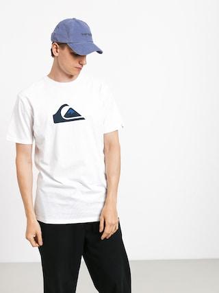 Triu010dko Quiksilver Comp Logo (white)