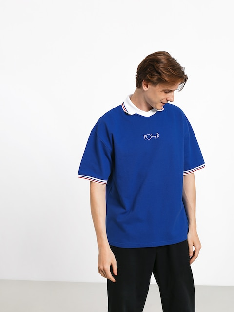 Tričko Polar Skate Pique Surf (royal blue)