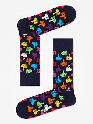 Ponožky Happy Socks Thumbs Up (navy)