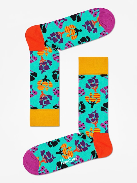 Ponožky Happy Socks Tree (mint/multi)