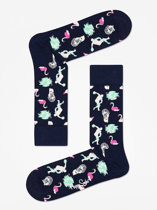 Ponou017eky Happy Socks Park (navy)