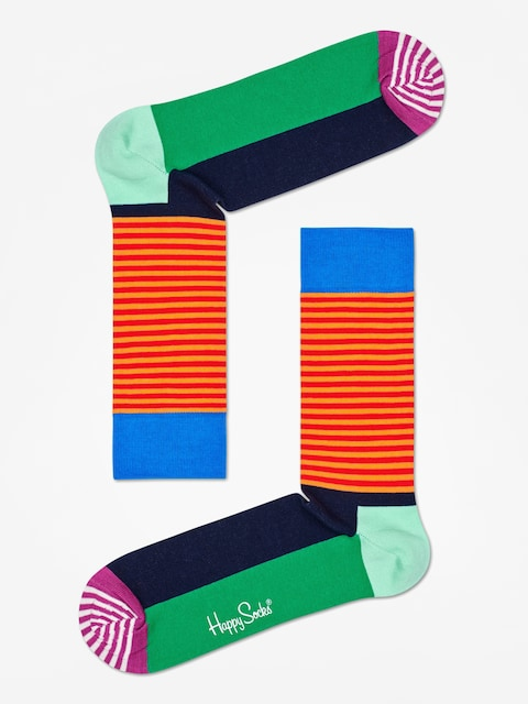 Ponožky Happy Socks Half Stripe (multi)