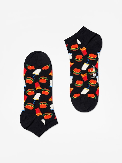 Ponožky Happy Socks Hamburger Low