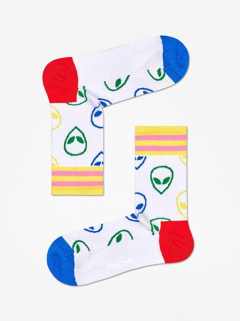 Ponožky Happy Socks Athletic Alien Mid High
