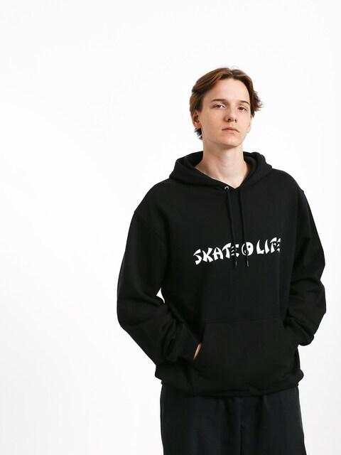 Mikina s kapucňou Polar Skate Skatelife HD