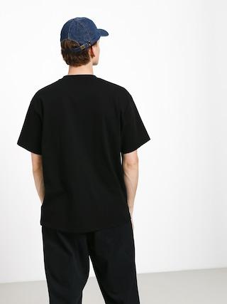 Tričko Polar Skate Tk (black)