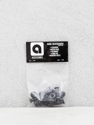 Skrutky Amok 01 (black)