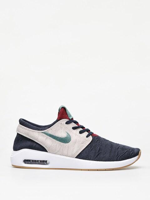 Topánky Nike SB Air Max Janoski 2 (obsidian/bicoastal desert sand)