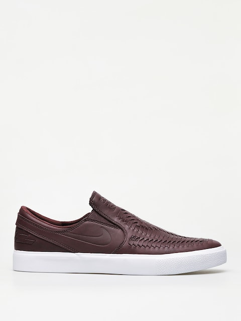 Topánky Nike SB Zoom Janoski Slip Rm Crafted (mahogany/mahogany white gum light brown)