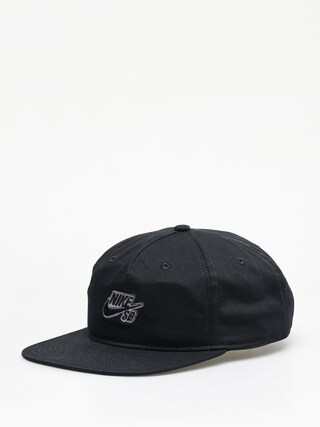 Šiltovka Nike SB Cap Pro (black/anthracite/black)