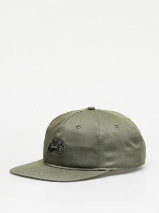 Šiltovka Nike SB Cap Pro (medium olive/sequoia/medium olive)
