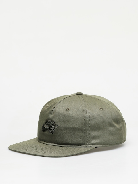 Šiltovka Nike SB Cap Pro (medium olive/sequoia/medium olive)