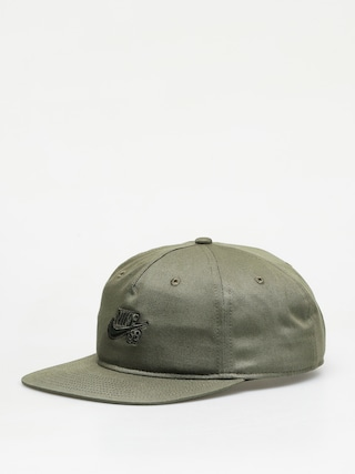 u0160iltovka Nike SB Cap Pro (medium olive/sequoia/medium olive)