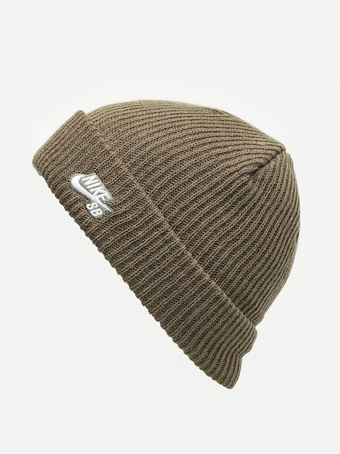 Čiapka Nike SB Sb Fisherman Beanie (medium olive/white)