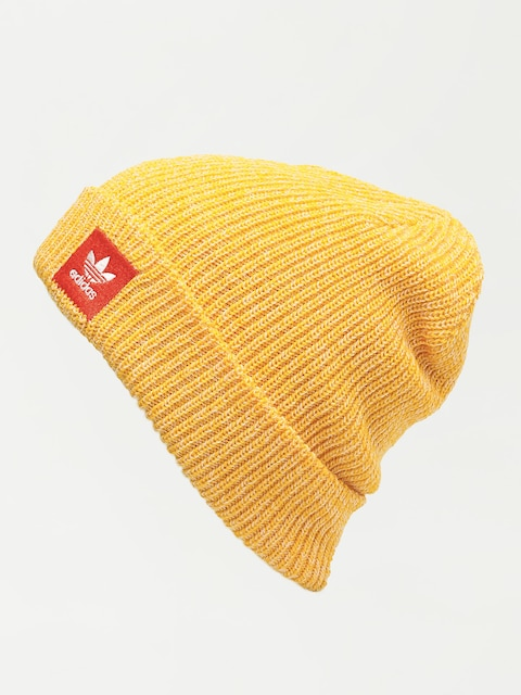 Čiapka adidas Joebeanie2 (active gold/cream white/active orange)