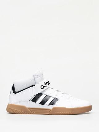 Topu00e1nky adidas Vrx Mid (ftwr white/core black/gum4)