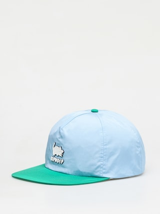 Šiltovka RipNDip Two Nerms Poly 5 Panel Rope (blue/green)