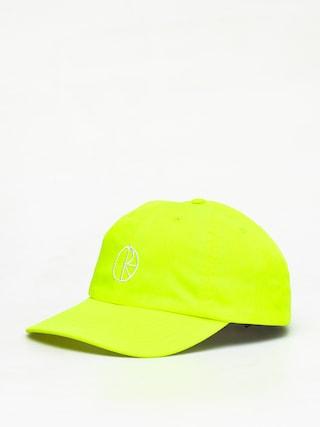 u0160iltovka Polar Skate Stroke Logo ZD (neon yellow)
