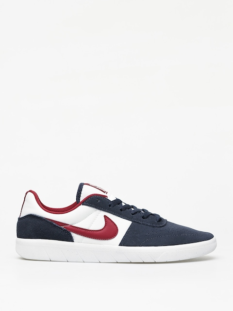 Topánky Nike SB Team Classic (obsidian/team red summit white)