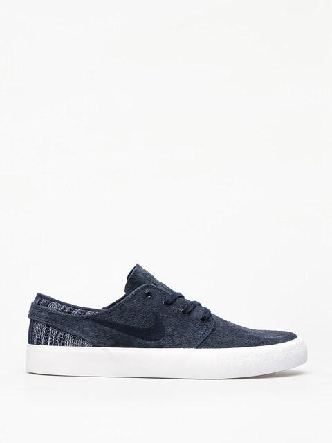 Topánky Nike SB Zoom Janoski Rm Prm (obsidian/obsidian obsidian summit white)