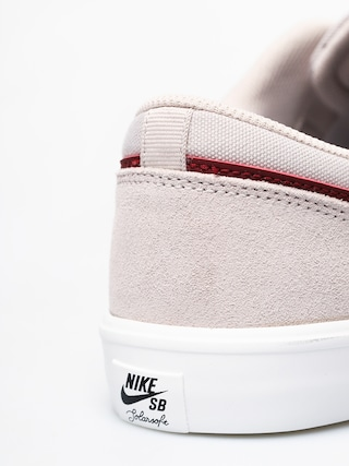 Topánky Nike SB Solarsoft Portmore II (desert sand/team red summit white black)