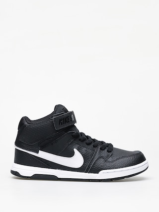Topu00e1nky Nike SB Mogan Mid 2 Jr Gs (black/white)