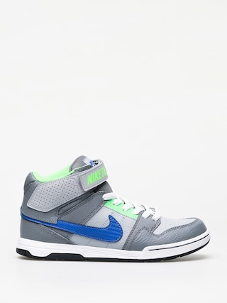 Topu00e1nky Nike SB Mogan Mid 2 Jr Gs (wolf grey/game royal)