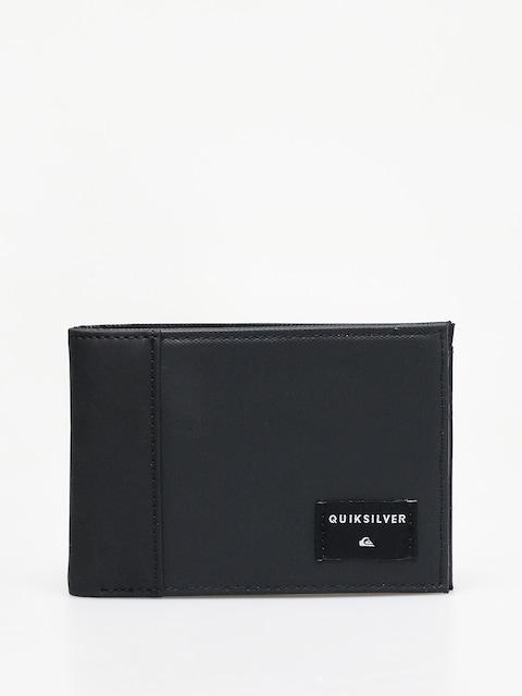 Peňaženka Quiksilver Freshness Plus 4 (black black)