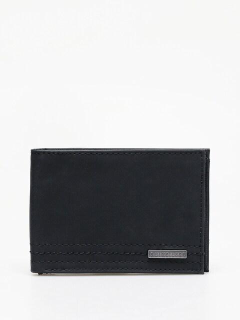 Peňaženka Quiksilver Stitchy Vi (black black)