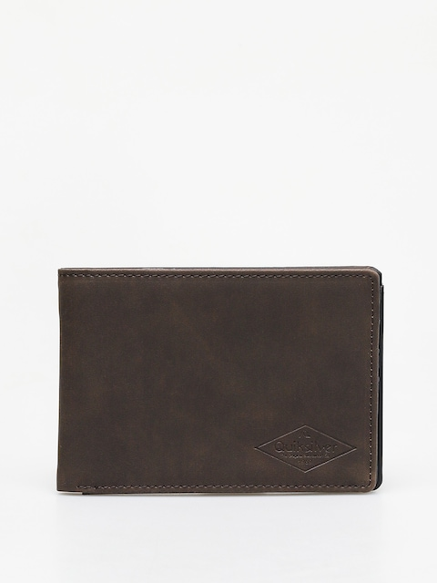 Peňaženka Quiksilver Slim Vintage III (chocolate brown)