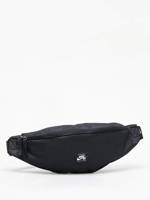 Ľadvinka Nike SB Heritage HipPack Woven (black/black/white)