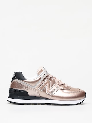 Topu00e1nky New Balance 574 Wmn (rose gold)