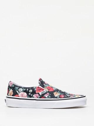 Topánky Vans Classic Slip On (garden floral)