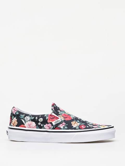 Topánky Vans Classic Slip On (garden floral)