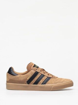 Topu00e1nky adidas Busenitz Vulc (raw desert/core black/gum4)