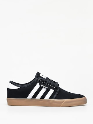 Topu00e1nky adidas Seeley (core black/ftwr white/gum4)