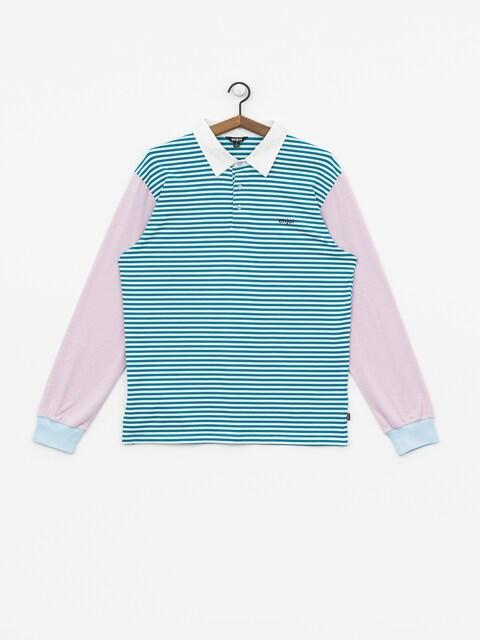 Polo tričko Enjoi Confused Stripes (pastel)
