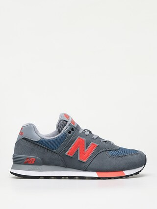 Topánky New Balance 574 (grey/blue)