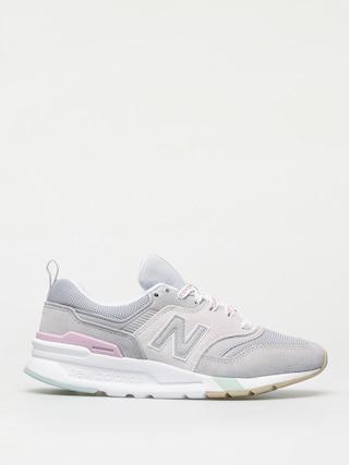 Topánky New Balance 997 Wmn (light grey)
