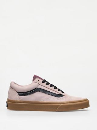 Topánky Vans Old Skool (gum/shadow gray/prune)