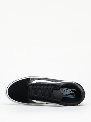 Topánky Vans Old Skool (made for the makers/black/checkerboard)