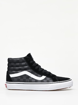 Topu00e1nky Vans Sk8 Hi Reissue (made for the makers/black/checkerboard)