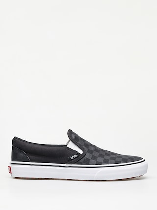 Topánky Vans Classic Slip On (made for the makers/black checkerboard)