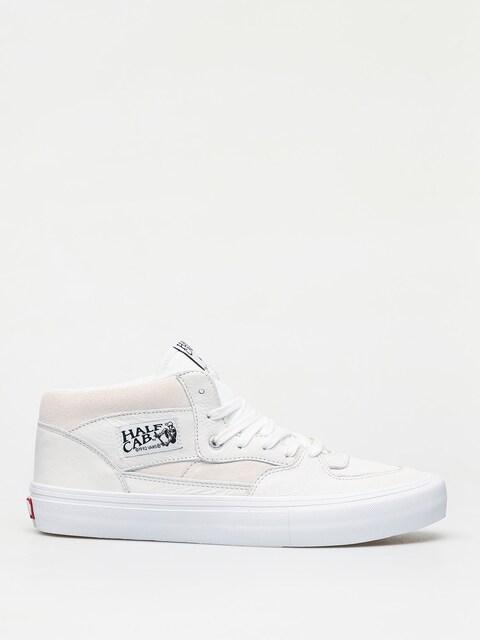 Topánky Vans Half Cab Pro (leather/white)