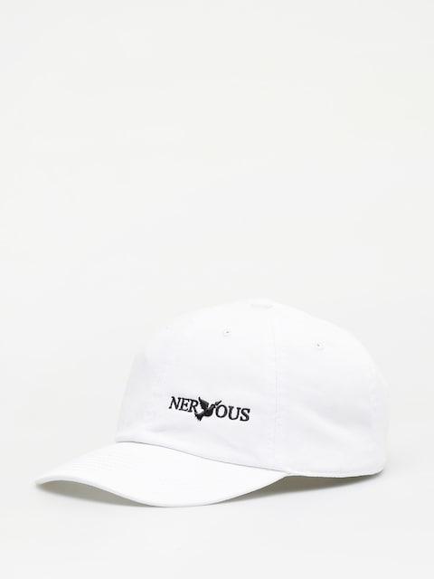 Šiltovka Nervous Classic ZD (white)