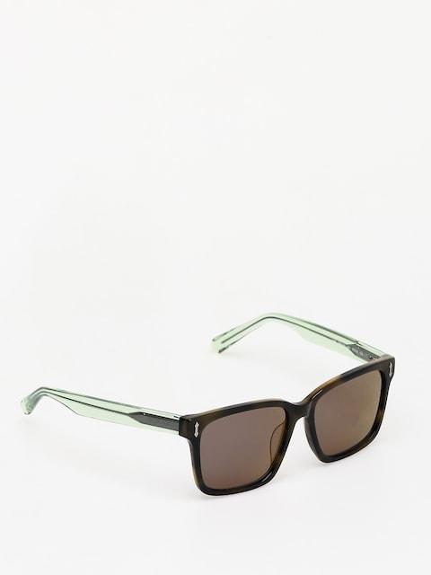 Slnečné okuliare Dragon Legit (olive tortoise/gold)