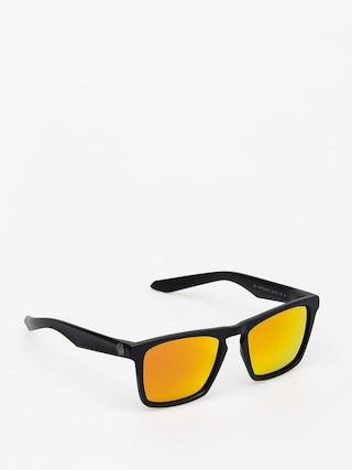 Slneu010dnu00e9 okuliare Dragon Drac (matte black/orange ion)