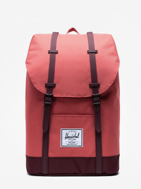 Batoh Herschel Supply Co. Retreat (mineral red/plum)